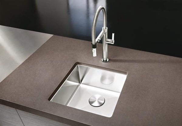 bar sink is both a decorative and functional feature for your island ...