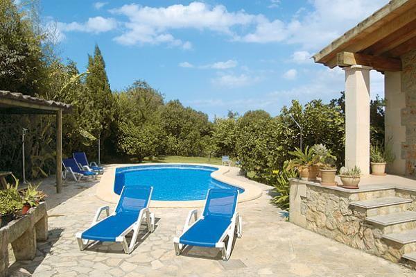 Villa de vacaciones en Búger. 3 Dormitorios + 3 Baños + 6 Plazas > http://www.alwaysonvacation.es/alquileres-vacaciones/1363962.html?currencyID=EUR #AlwaysOnVacation #Verano #IslasBaleares