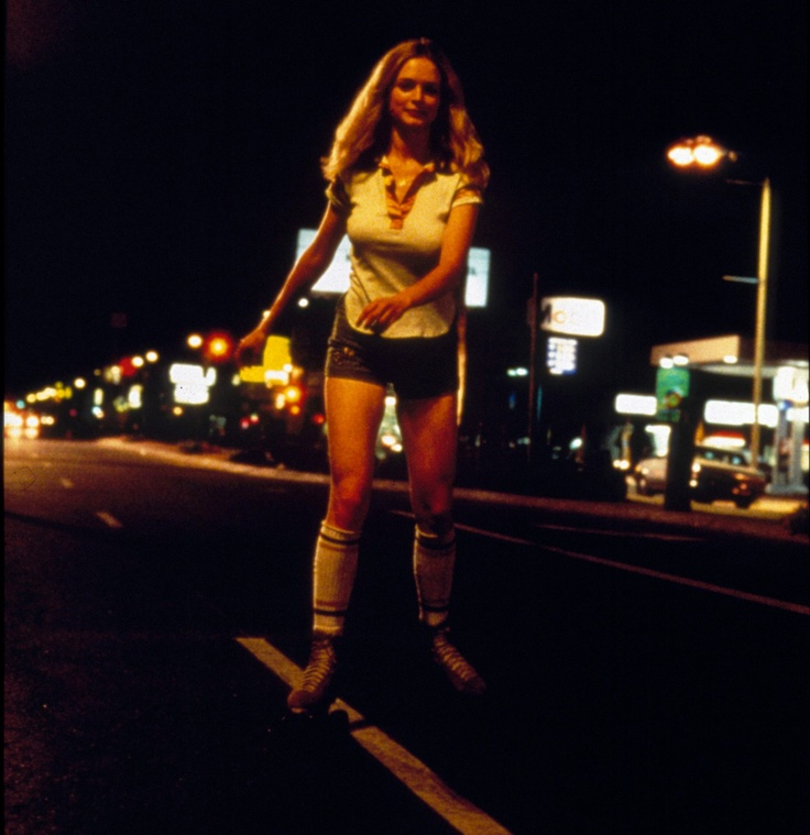 Boogie Nights - Rollergirl