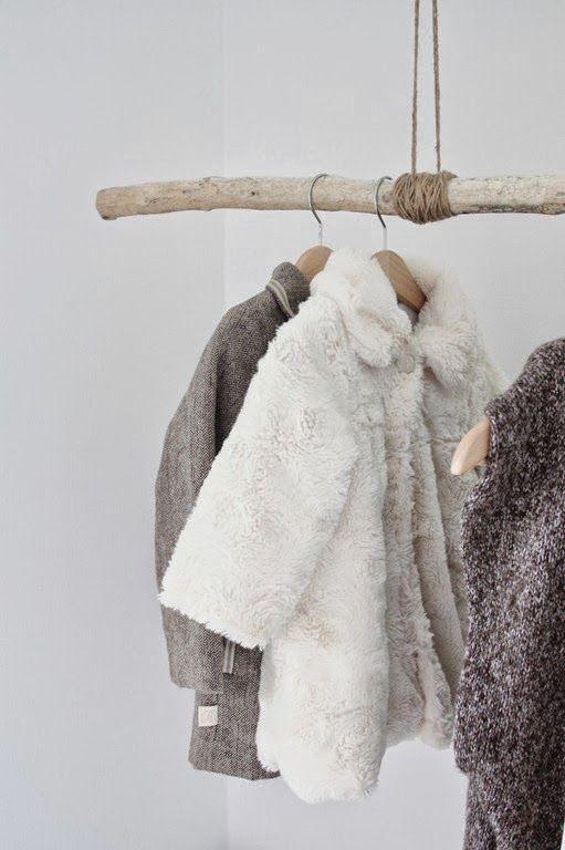 Idee kleding hangen