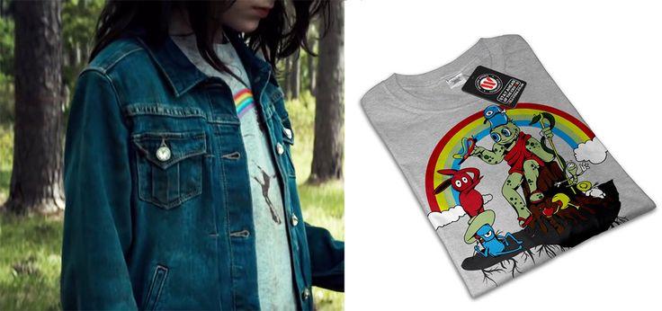 X-23 tshirt (clone girl in Logan Wolverine movie)