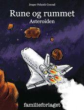 Rune og rummet - Asteroiden er til begynderlæsning.