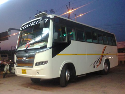 Japjitravel.com offers Online Bus Booking Tempo Traveller Hire Mini Bus Luxury Coach in Delhi at very affordable cost. Call us for more bus booking as per your requirement.