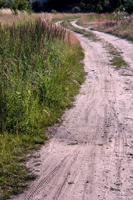 dirt roads..lived on one until I was 19 when I got married and moved away.