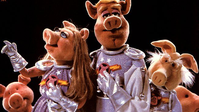 In Honor of National Pig Day: Pigs in Space!
