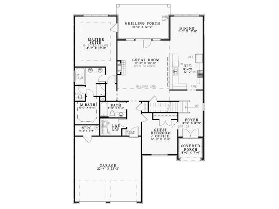 2 levels narrow lot floor plans pinterest european for European house plans for narrow lots