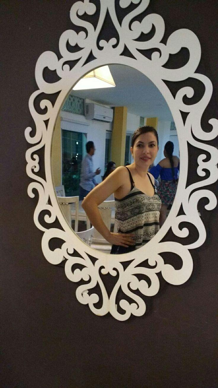 Patricia a través del espejo 💫