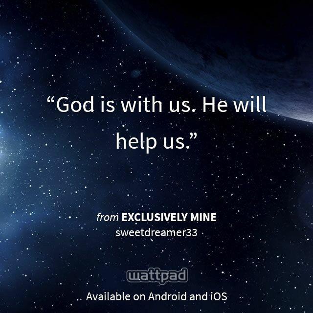 Always trust in him