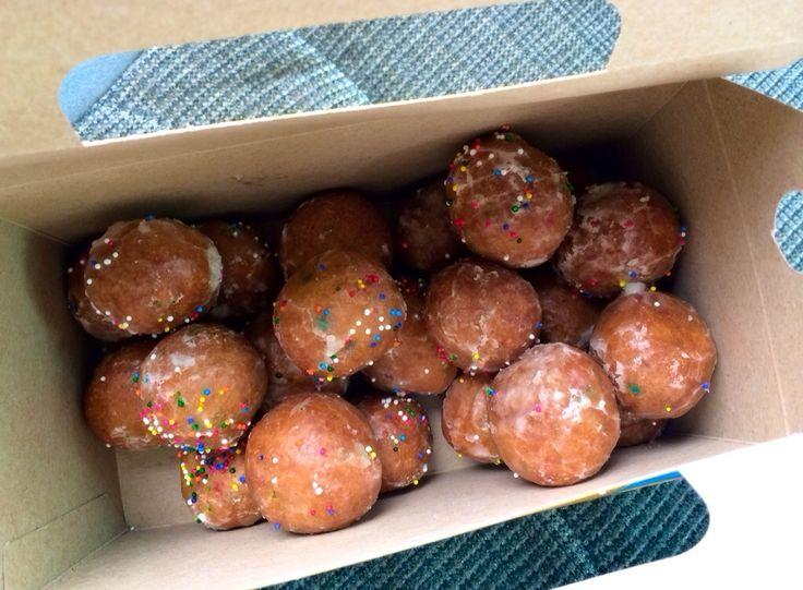 birthday cake timbits - Google Search | Foodie | Birthday ...
