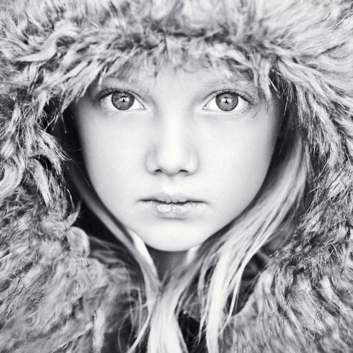 portraits d'enfants par Magda Berny