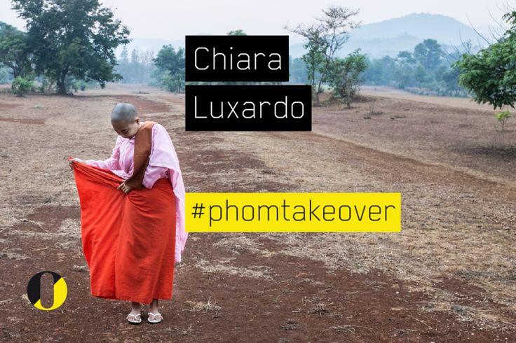 Takeover di agosto con Chiara Luxardo