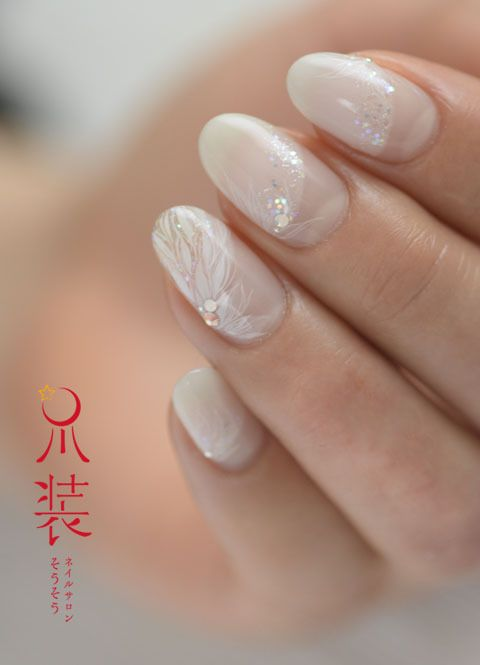 祈り |nail salon 爪装 ~sou-sou~ (入間・狭山・日高・飯能 自宅ネイルサロン)