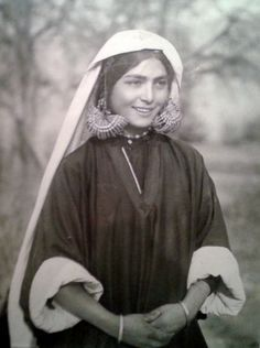 Kashmiri Muslim girl, 1939