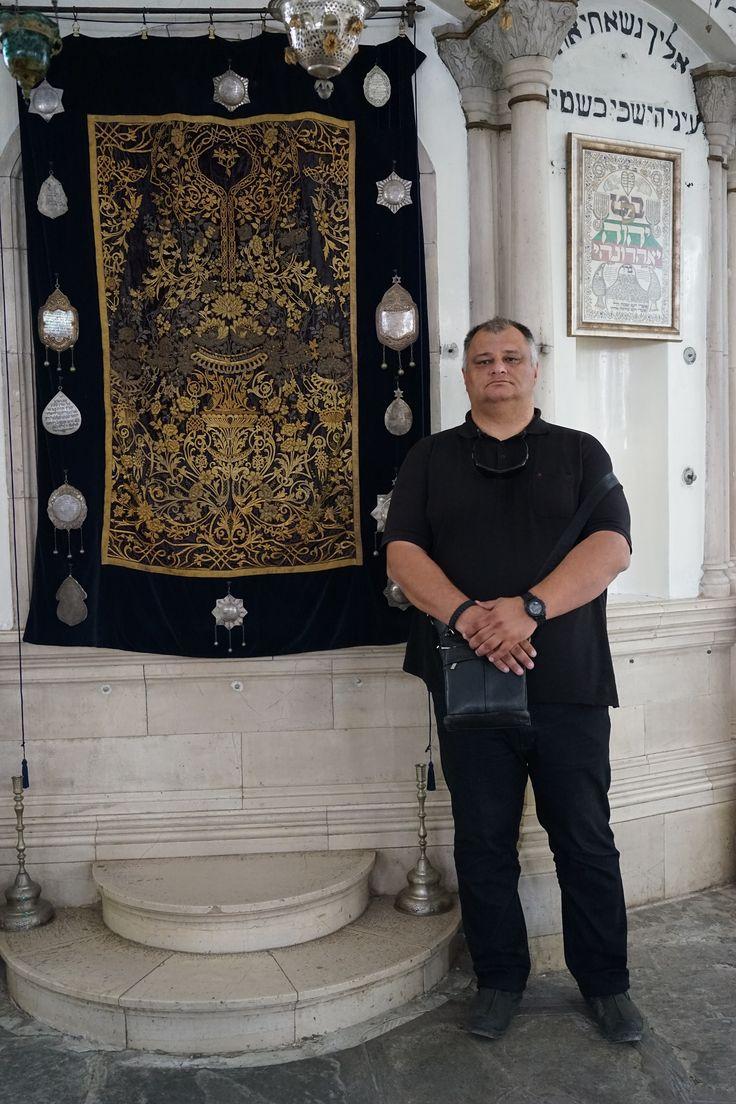 2017 04 29 Greece Ioannina ,Synagogue,Romaniote Jews.