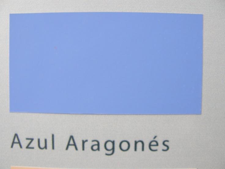 Azúl Aragonés