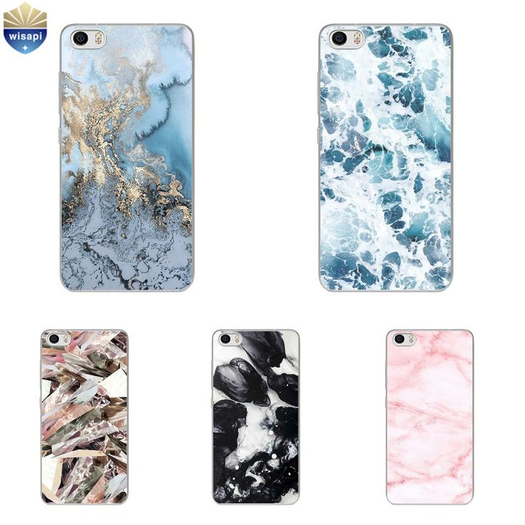 Phone Case For Xiaomi Mi 4 4i 4c 4s 5 Max Note 2 TPU Shell Hongmi Redmi 3 Pro Note 2 3 4 Back Cover Veins Design Painted