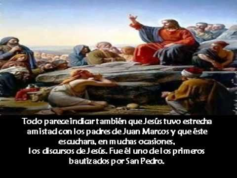 24 de marzo: San Marcos Evangelista -