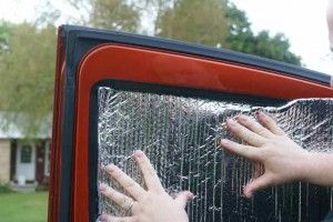 How to Make Privacy Windows for Camping in your Vehichle