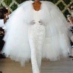Diseñadores de vestidos de novias alta costura: Oscar de la Renta 2013