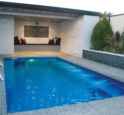 'Empire' Fibreglass Pool - Sapphire Pools