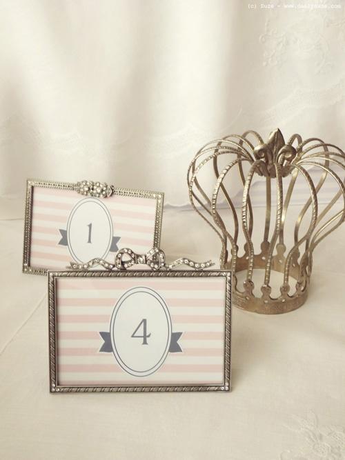 3 idee originali per i numeri dei tavoli di nozze: scaricali gratis qui!