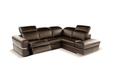 Living Room Furniture Sectionals 30% OFF. Matisse Sectional Right, Dark Brown 30% OFF for sale at http://www.kamkorfurniture.ca