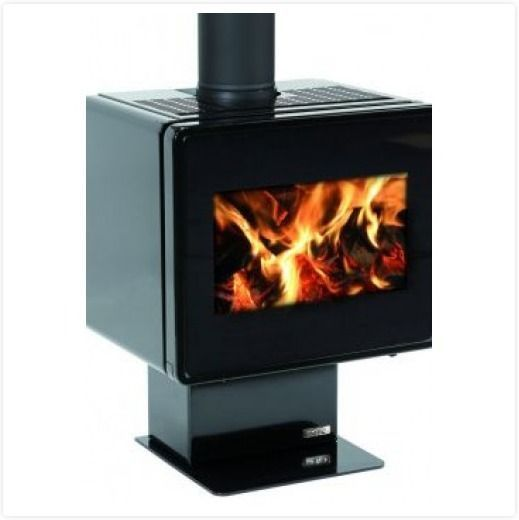 Ambi One Wood Heater, Solid Fuel Fireplaces