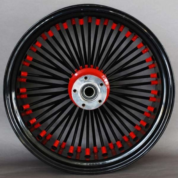 how to put spokes on a rim