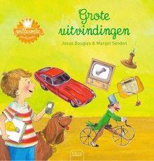 Een informatief prentenboek voor kinderen vanaf 5 jaar over WOW-dingen in de geschiedenis, namelijk grote uitvindingen.