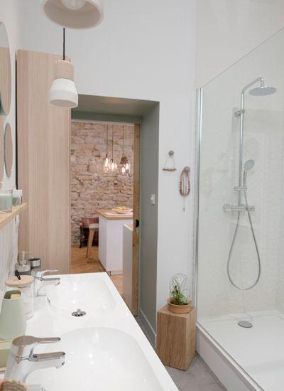 Les 25 meilleures id es concernant salles de bains de for Salle de bain fille