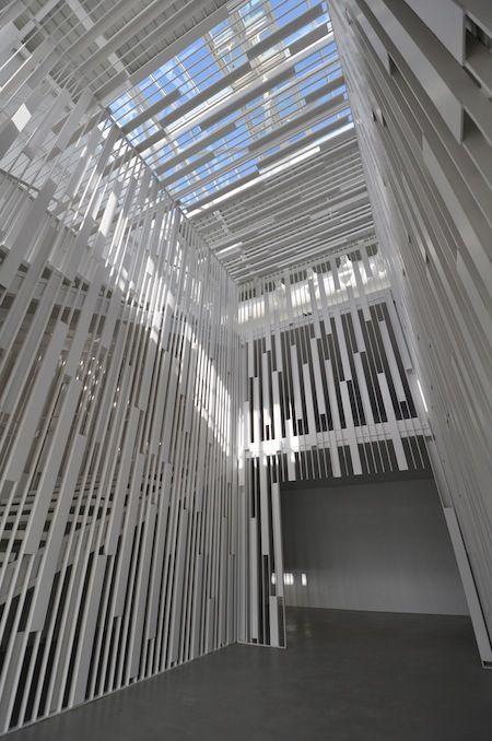 Esto es algo de lo que Arte & Diseño Aplicado puede hacer para vos: enrejado de acero esmaltado.