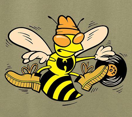 Wu Tang Killa Bees Logo by Mr. Ignatius Olson DDS