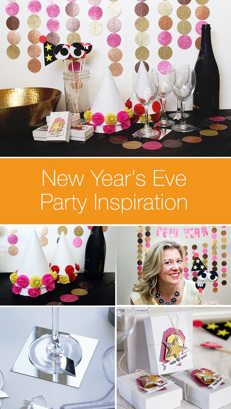 Looking for New Year's Eve party ideas? We've put together five of our favorites, including party favors, hats, photo booth props and more to take your holiday party to the next level. Click in to read more!