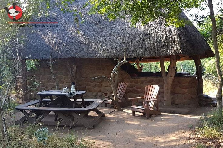 Mkhaya Stone Camp, Swaziland, one of the most peaceful camps you'll ever visit.