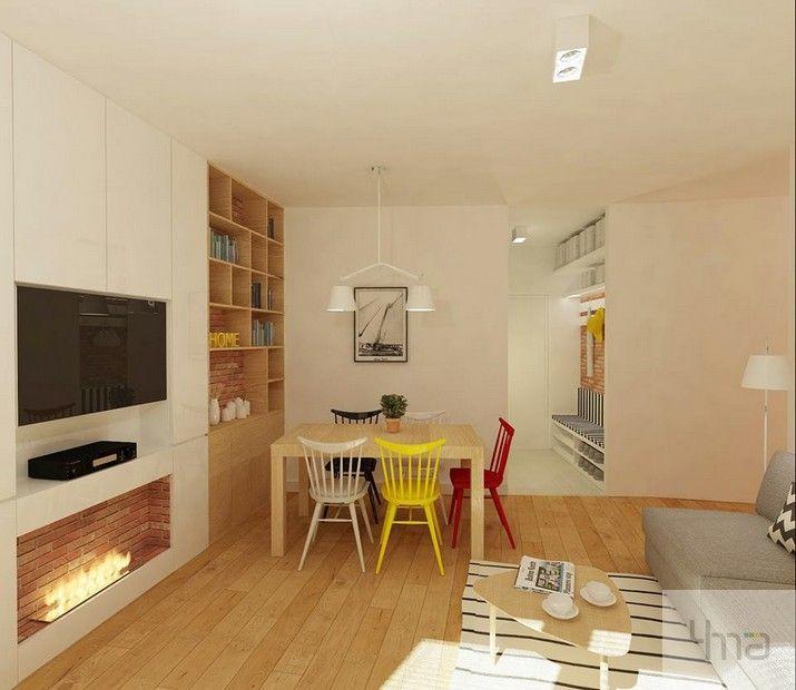Kolorowa jadalnia #jadalnia #wnętrze #mieszkanie  #interiors  #architektura #homedecor #interiordesign #dinningroom