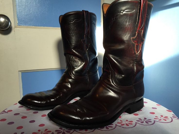 Lucchese Boots Mens 8D  by RomeoMcCluett on Etsy https://www.etsy.com/listing/226739392/lucchese-boots-mens-8d