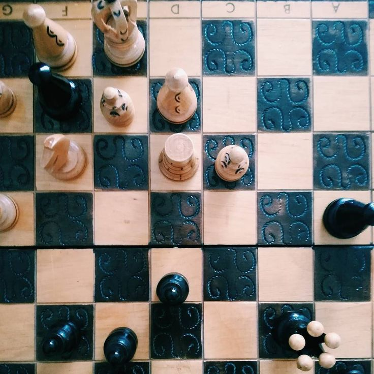 Victory!  #chess #black #and #white #war #boardgame #victory