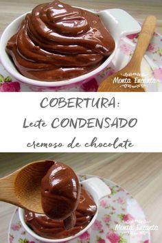 Como Preparara leite condensado cremoso de chocolate, com as fotos do passo a passo!!!