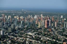 Maracaibo, Venezuela 1957-1960