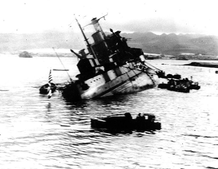The Landrum Wife: Getting to Know Hawaii: USS Utah Memorial