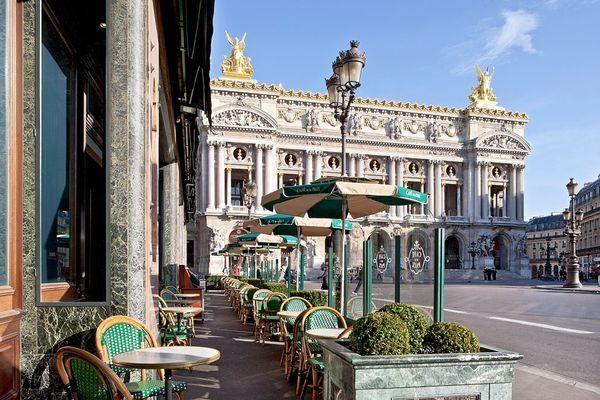 Cafe de la Paix Opera