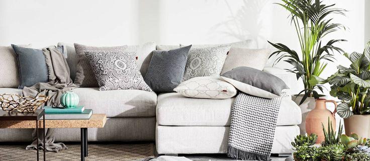 GANT kodinsisustustuotteet | Tyynyt, villa huovat , pyyhkeet, aamutakit