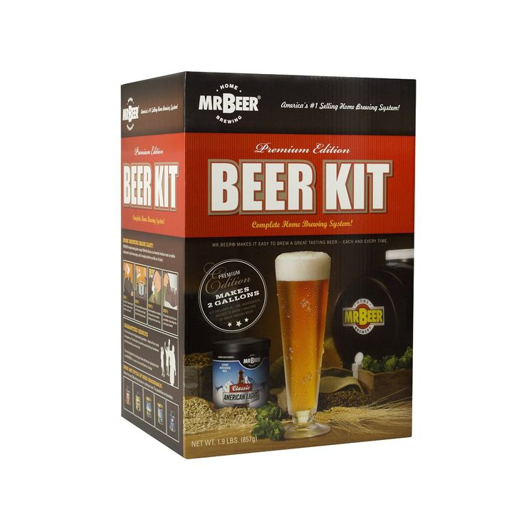 17 best images about great gifts for dad on pinterest for Best craft beer kit