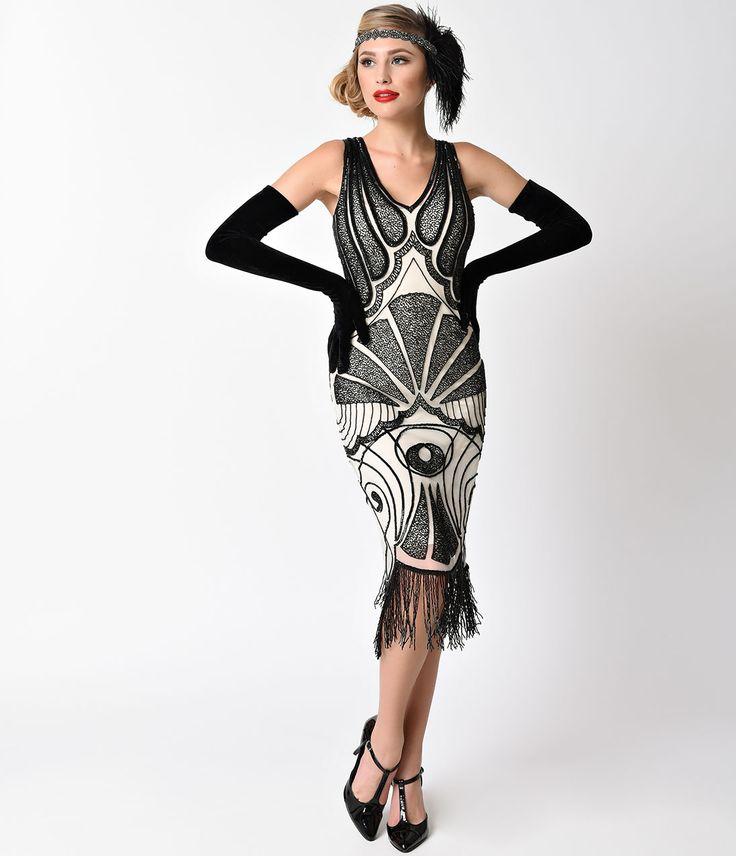 1000+ ideas about Black Flapper Dress on Pinterest ...