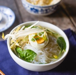 Healthy & Filling Miso Ramen with Angel Hair