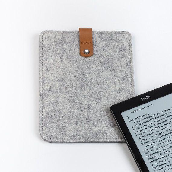 Etui pour Kindle Paperwhite  Housse en Feutre pour par NUACAshop