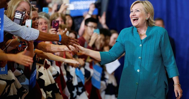 Hillary Clinton has opened up a 10-point national lead over Donald Trump, a new…