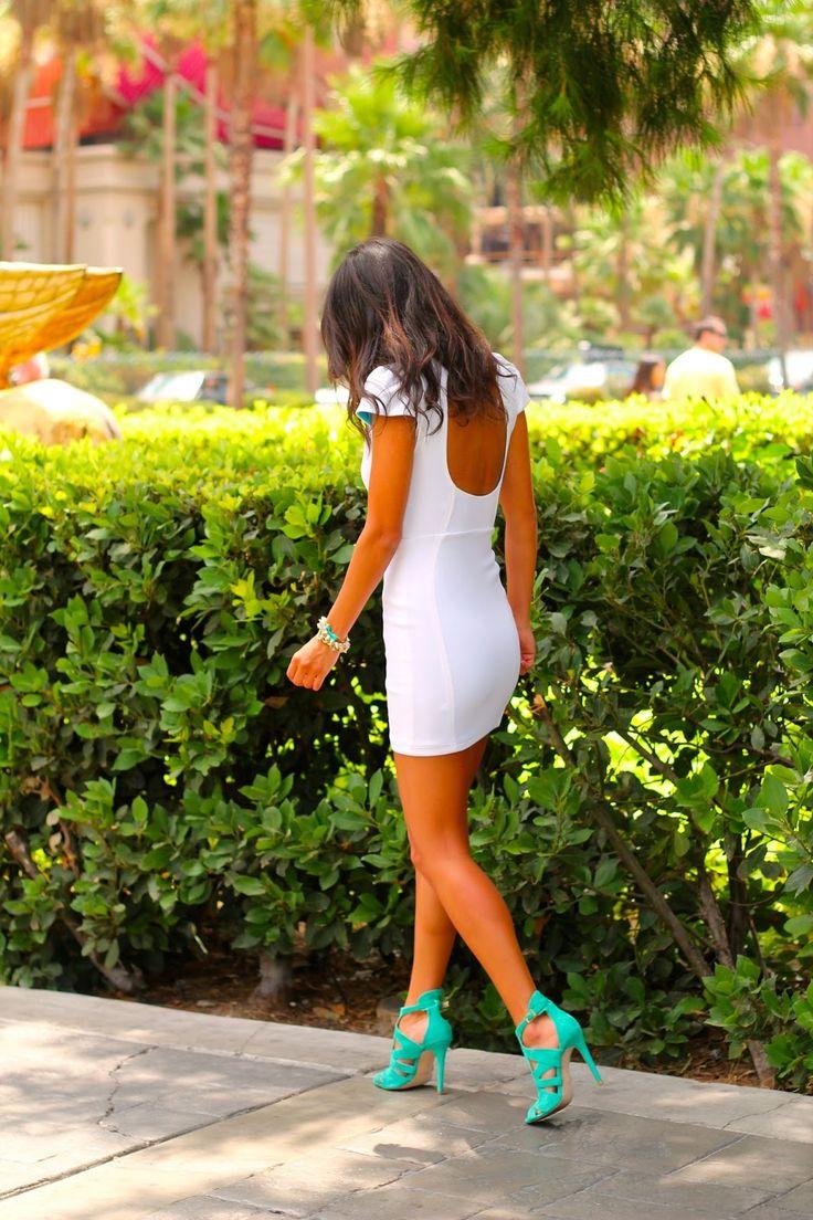 Pop of color heels!