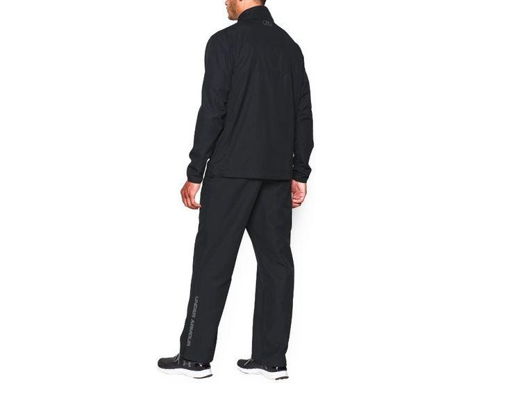 Спортивный костюм Under Armour Vital Warm-Up - Black (1272435-001) - Интернет-магазин товаров из Европы в Львове