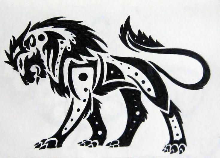 436ed607acf73 36 best Maori Lion Tattoo Designs images Lion tattoo | Gardening ...